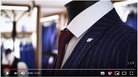 Посмотрите видео о магазине Lazzaro Ricci