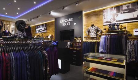 Мужская одежда от Lazzaro Ricci